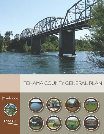 Tehama County General Plan Cover